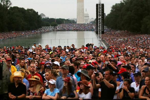 Quốc khánh Mỹ: Diễu hành bằng máy bay, điều 1.700 binh sĩ hỗ trợ  - Ảnh 3.