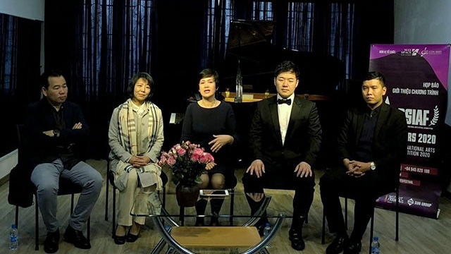 Some well-known pianists have been invited to be the jury at the festival. (Photo: NDO/Khanh Nguyen)
