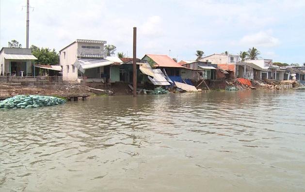 6 tháng đầu năm, thiên tai gây thiệt hại gần 3.400 tỷ đồng - Ảnh 1.