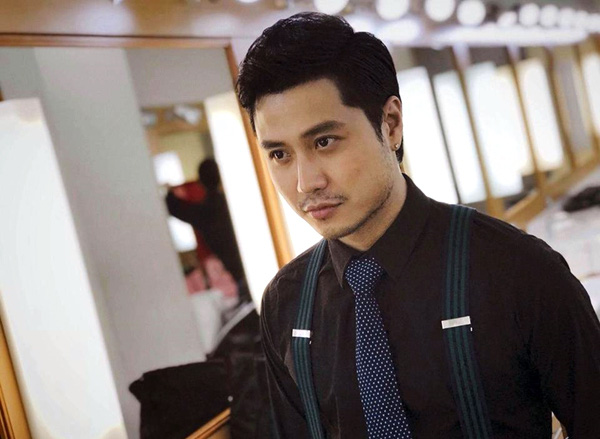 'Thầy giáo hot nhất màn ảnh' Thanh Sơn điển trai từ thuở vào nghề - ảnh 7