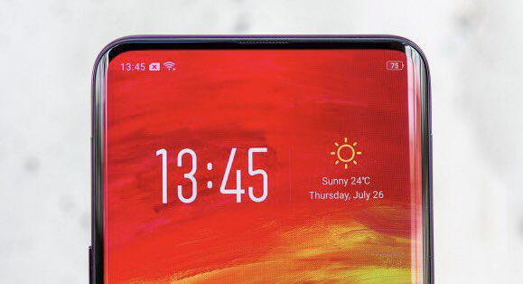 Smartphone tới từ tương lai với camera ẩn dưới màn hình sắp trình làng - Ảnh 1.