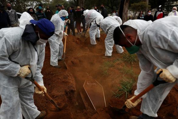 Hơn 17,7 triệu người nhiễm COVID-19 trên toàn cầu, 681 nghìn ca tử vong - Ảnh 1.