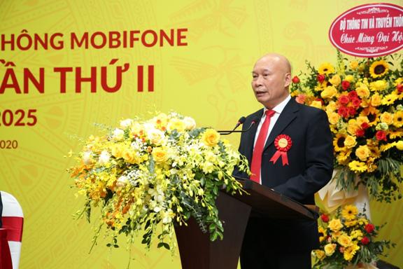 Đảng bộ Tổng công ty Viễn thông Mobifone quyết tâm chuyển đổi nhanh, mạnh, hiệu quả trong nền kinh tế số - Ảnh 4.