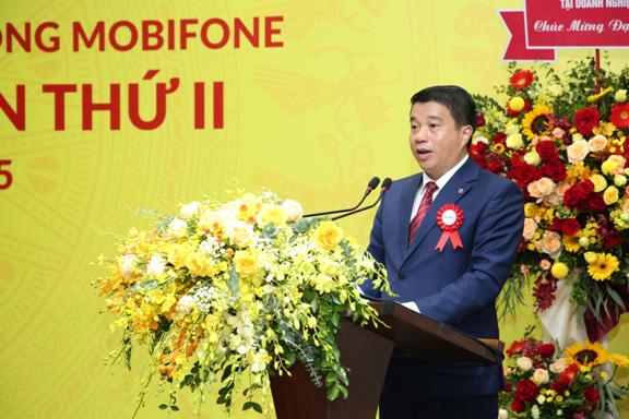 Đảng bộ Tổng công ty Viễn thông Mobifone quyết tâm chuyển đổi nhanh, mạnh, hiệu quả trong nền kinh tế số - Ảnh 3.