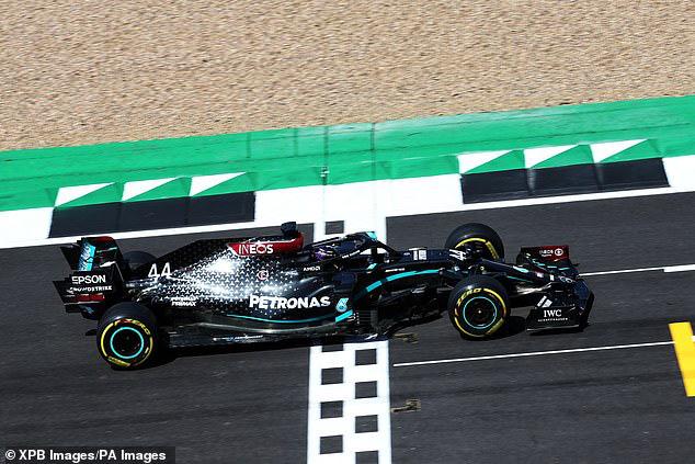 Lance Stroll đạt thành tích tốt nhất buổi chạy thử GP Anh - Ảnh 2.