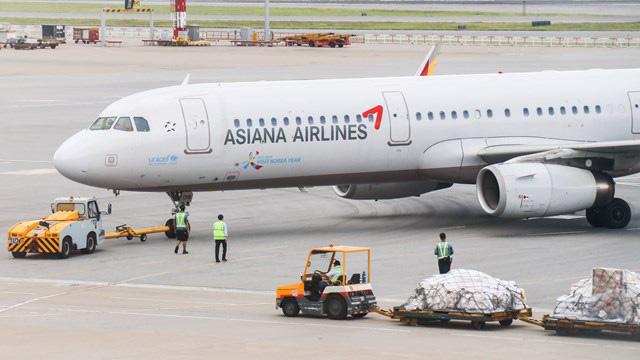 Thương vụ mua lại Asiana Airlines của Hyundai Development có nguy cơ đổ vỡ - Ảnh 1.