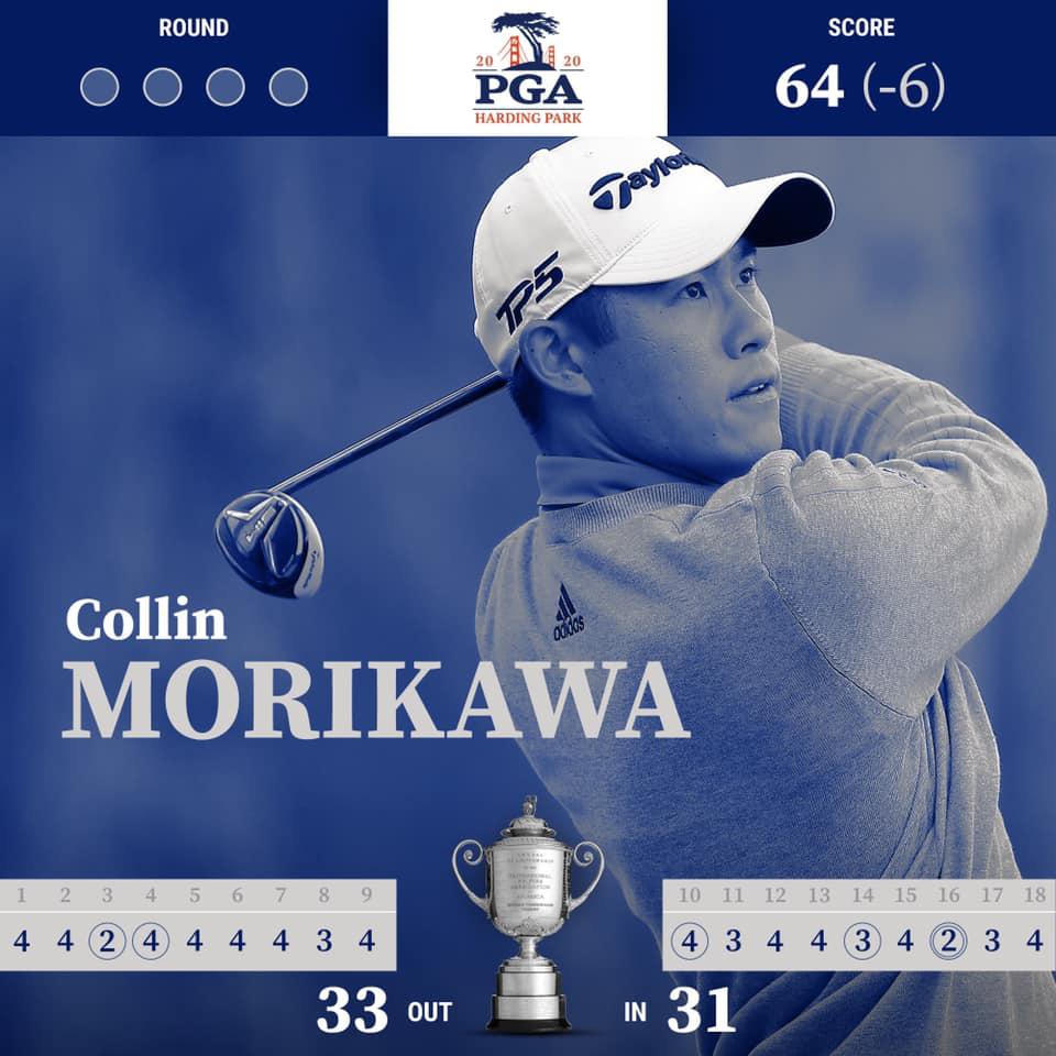 Collin Morikawa – nhà vô địch PGA Championship 2020: Chơi golf từ thuở lên 5, đi vào lịch sử tuổi 23! - Ảnh 9.
