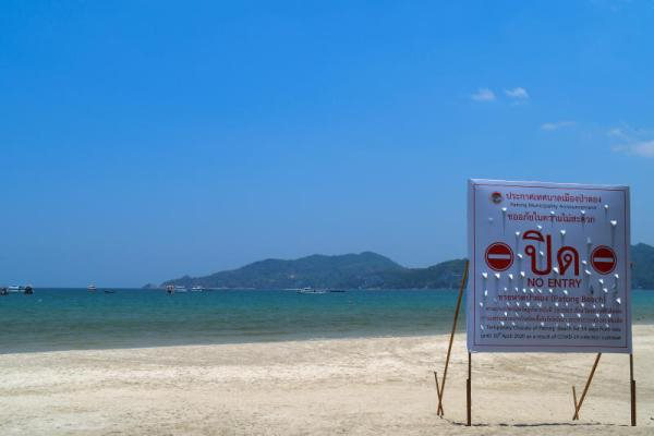 """Thái Lan gác lại kế hoạch """"bong bóng du lịch"""" - Ảnh 1."""