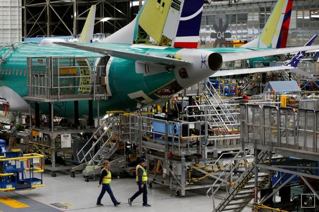 Lượng đơn hủy 737 MAX tăng, Boeing gặp khủng hoảng kéo dài - Ảnh 1.