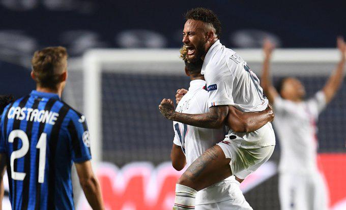 Kết quả Atalanta 1-2 PSG: Ngược dòng kịch tính, Neymar và đồng đội vào bán kết Champions League - Ảnh 4.