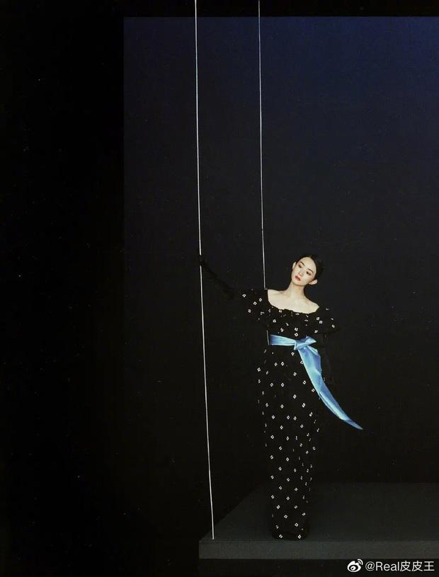 Triệu Lệ Dĩnh thần thái hút hồn trên Harpers Bazaar - Ảnh 6.