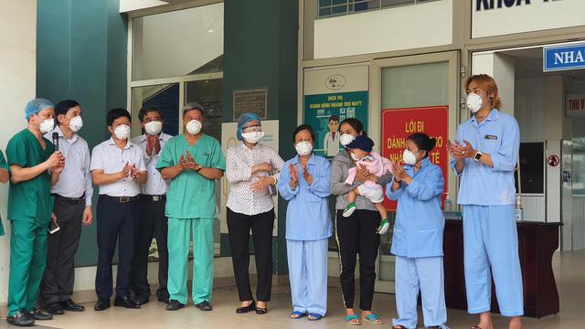 Thêm 2 bệnh nhân mắc COVID-19 tại Quảng Nam được chữa khỏi và xuất viện - Ảnh 1.
