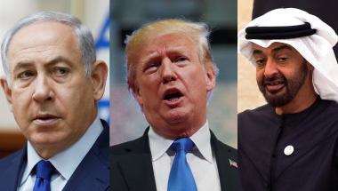 Israel - UAE đạt thỏa thuậnbình thường hóa quan hệ lịch sử - Ảnh 1.