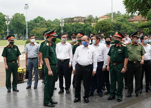 Thủ tướng đồng ý mở cửa trở lại Lăng Chủ tịch Hồ Chí Minh từ 15/8 - Ảnh 2.