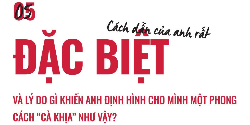 """Gặp BTV Việt Hoàng – """"Anh da nâu"""" của Chuyển động 24h - Ảnh 17."""
