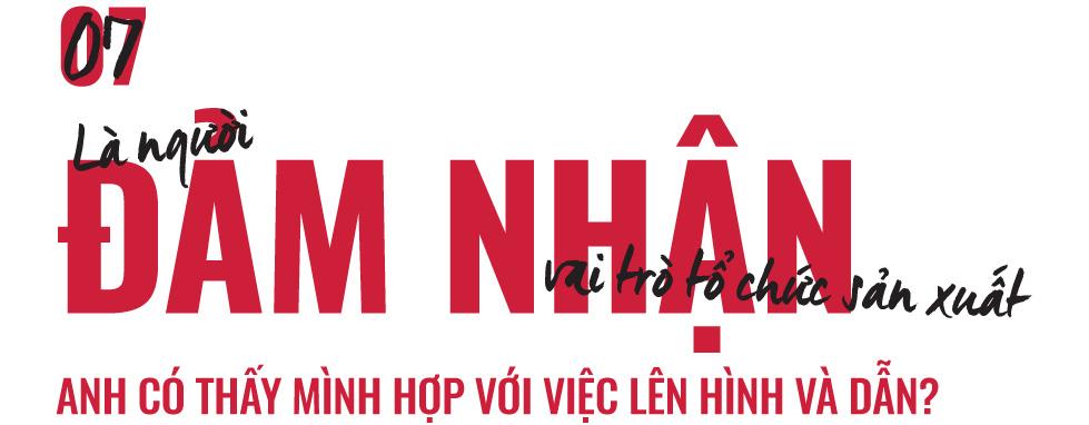 """Gặp BTV Việt Hoàng – """"Anh da nâu"""" của Chuyển động 24h - Ảnh 22."""