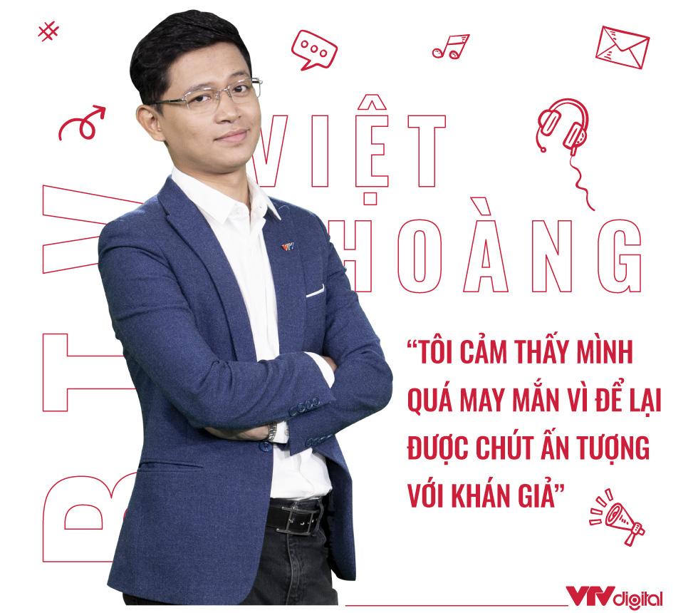 """Gặp BTV Việt Hoàng – """"Anh da nâu"""" của Chuyển động 24h - Ảnh 4."""