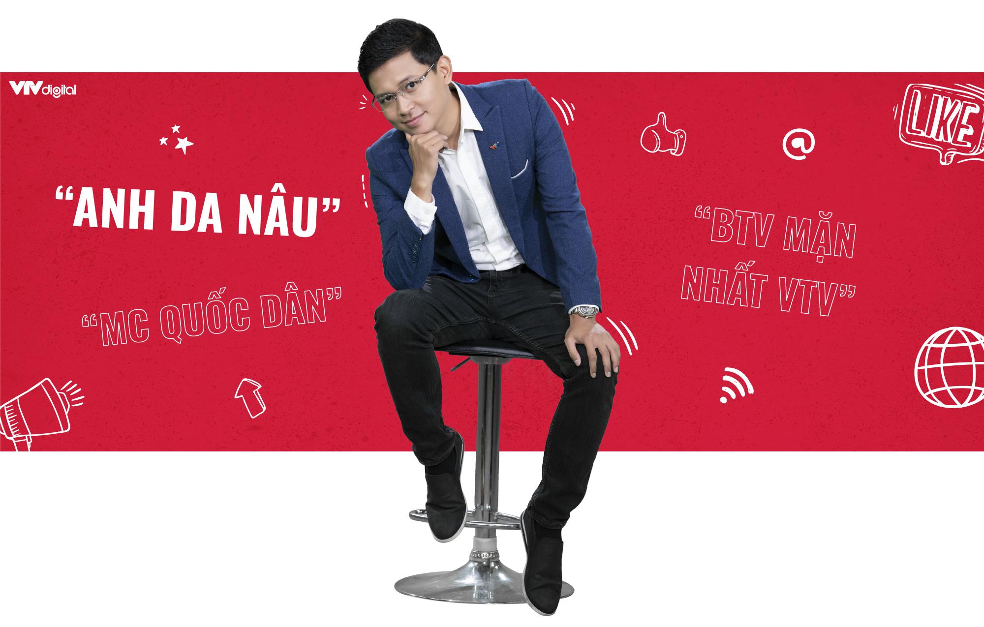 """Gặp BTV Việt Hoàng – """"Anh da nâu"""" của Chuyển động 24h - Ảnh 7."""