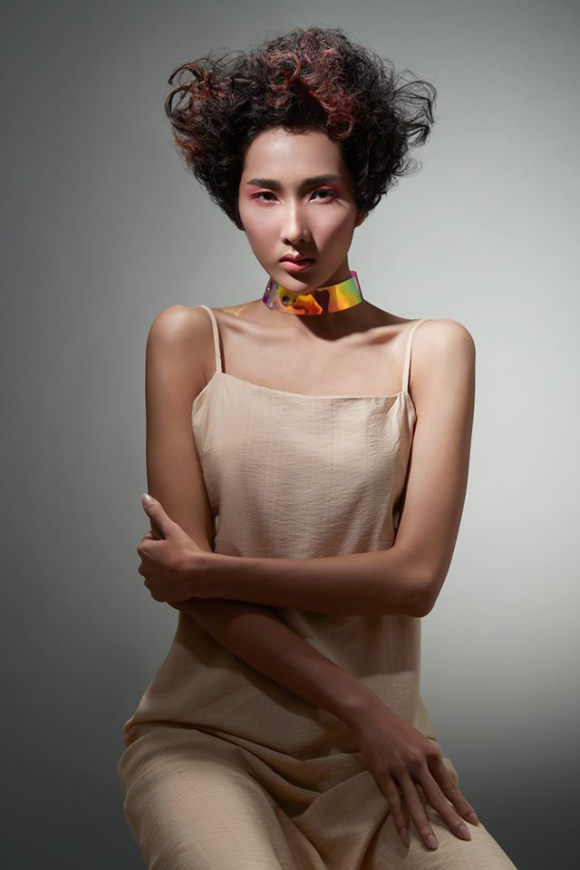 Bản sao Hoàng Thùy dự thi Hoa hậu Việt Nam 2020 - Ảnh 10.