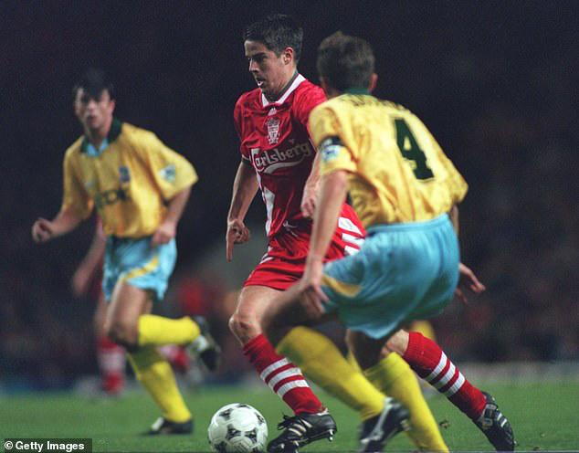 Liverpool công bố mẫu áo đấu sân nhà ở mùa giải 2020 - 2021 - Ảnh 1.
