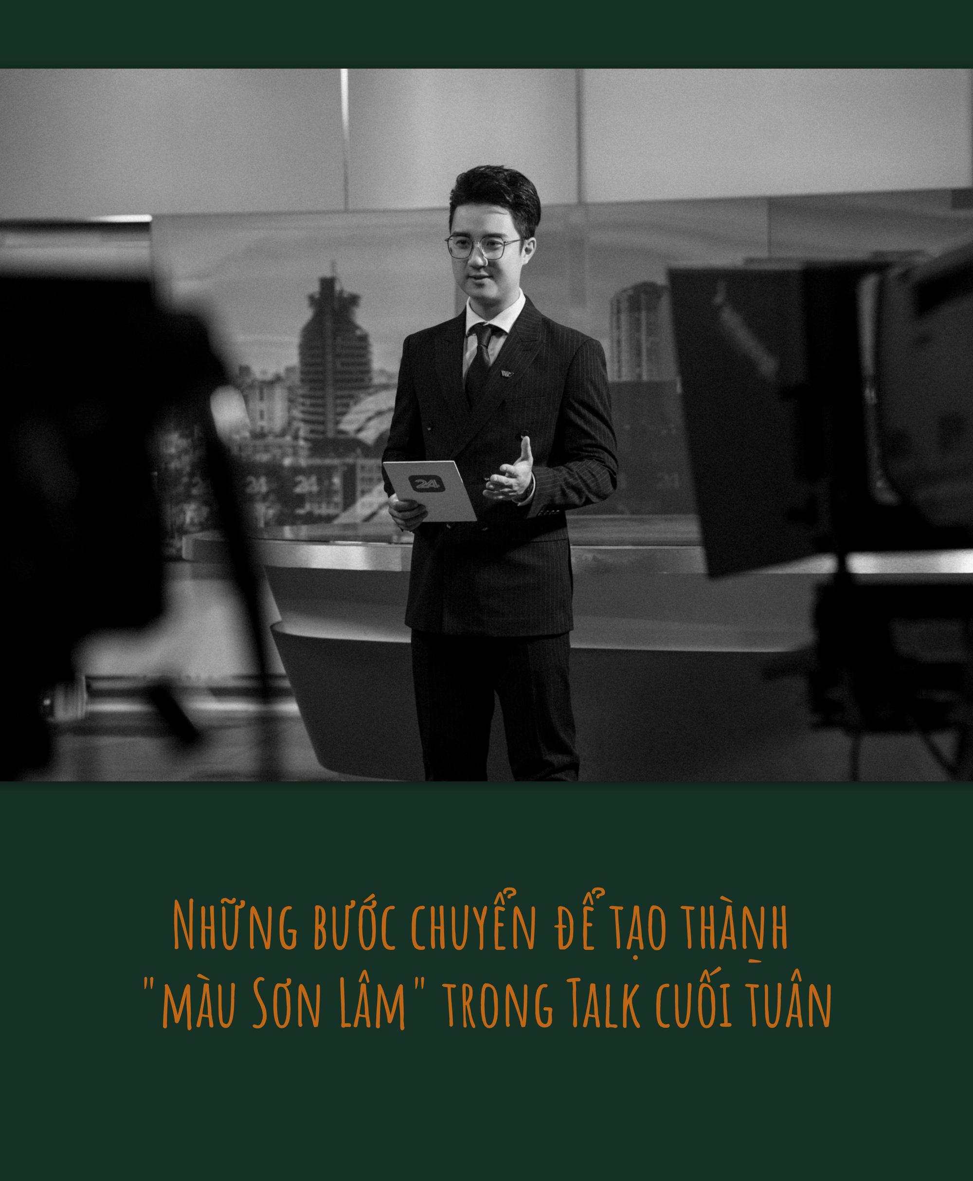 BTV Sơn Lâm: Năm nay đặt mục tiêu vào danh sách đề cử VTV Awards và đã xong! - Ảnh 3.