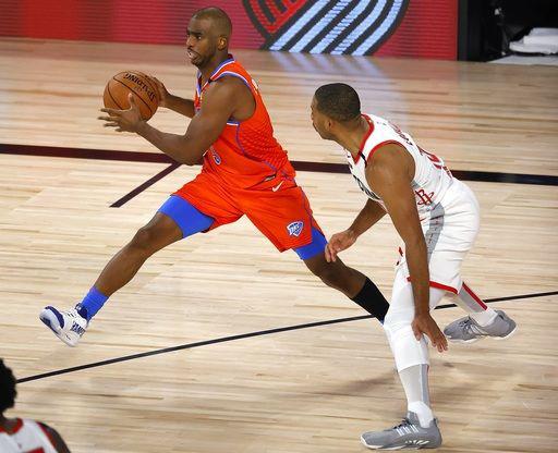 NBA Playoffs 2020 - ngày 23/8: Đẳng cấp của sự nỗ lực - Ảnh 1.