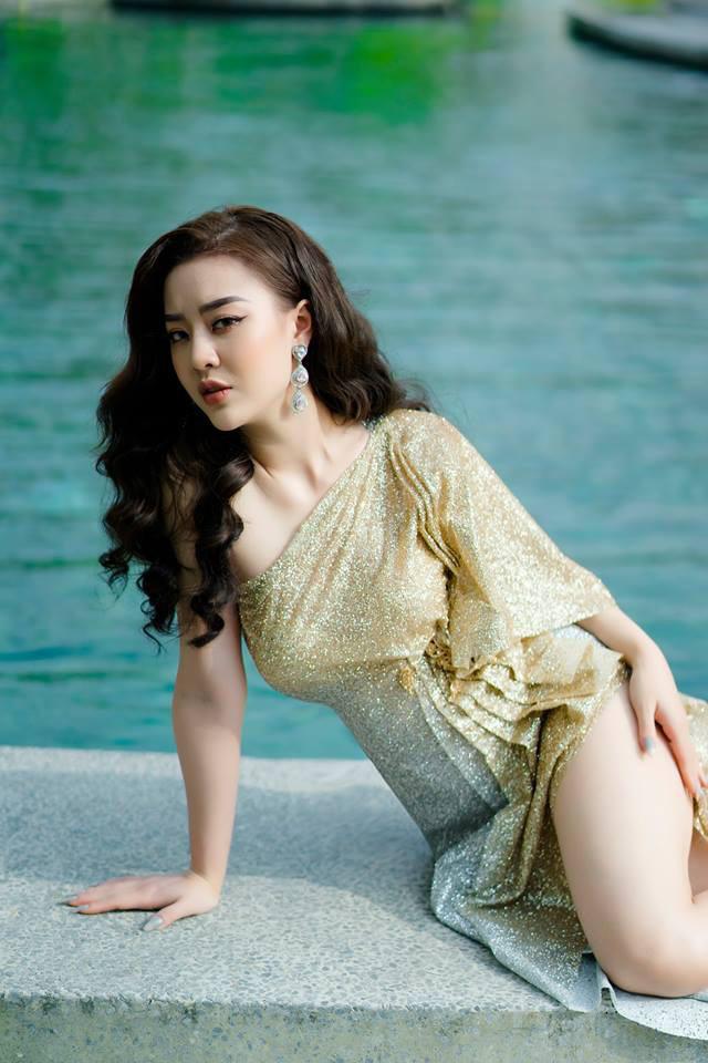 Người đẹp Hoa hậu Hoàn vũ hóa gái làng chơi, quyến rũ Huỳnh Anh trong Lựa chọn số phận - Ảnh 9.