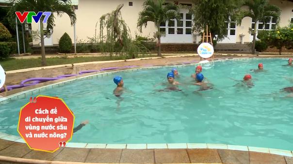 Hè vui khỏe số 18: Giúp trẻ làm quen với khu vực nước sâu - Ảnh 3.