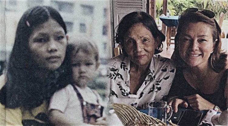 Đạo diễn Đoàn Hồng Lê và câu chuyện phía sau bộ phim tài liệu Người mẹ - Ảnh 2.