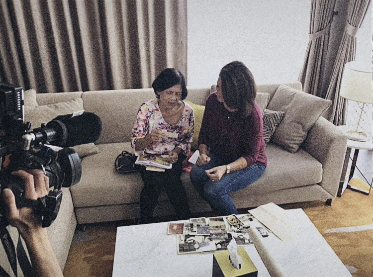 Đạo diễn Đoàn Hồng Lê và câu chuyện phía sau bộ phim tài liệu Người mẹ - Ảnh 10.