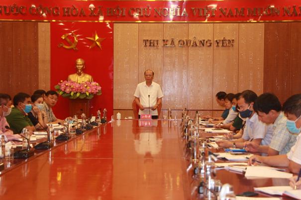 Thị xã Quảng Yên (Quảng Ninh): Làm tốt công tác đầu tư xây dựng cơ bản và minh bạch đấu thầu qua mạng - Ảnh 1.