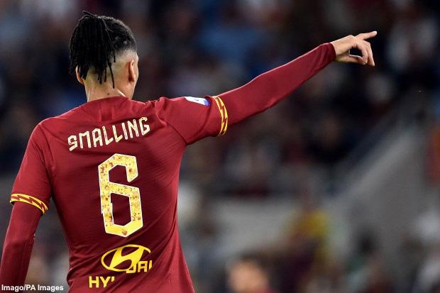 Chuyển nhượng Man Utd: Juventus muốn đổi ngôi sao 40 triệu Euro lấy Chris Smalling - Ảnh 1.