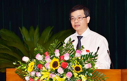 Bầu bổ sung 2 Phó Bí thư Tỉnh ủy giữ chức Chủ tịch UBND tỉnh - Ảnh 4.