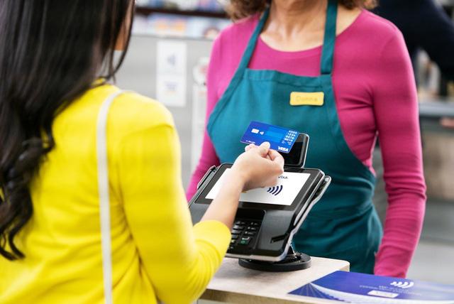Thanh toán không tiếp xúc tại Việt Nam tăng gấp 5 lần - ảnh 1