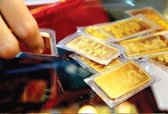 Giá vàng giảm hơn 3 triệu đồng trong chớp mắt - Ảnh 1.