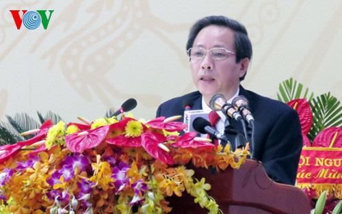 Bí thư Tỉnh ủy Quảng Bình giữ chức Phó Trưởng Ban Tổ chức Trung ương - Ảnh 1.