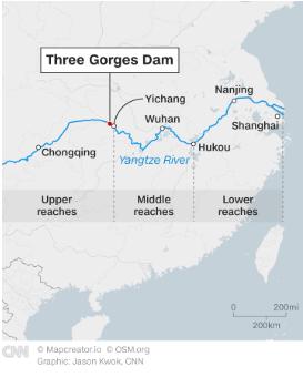 Đập Tam Hiệp liệu còn đảm nhiệm vai trò đập thủy điện lớn nhất thế giới? - Ảnh 3.