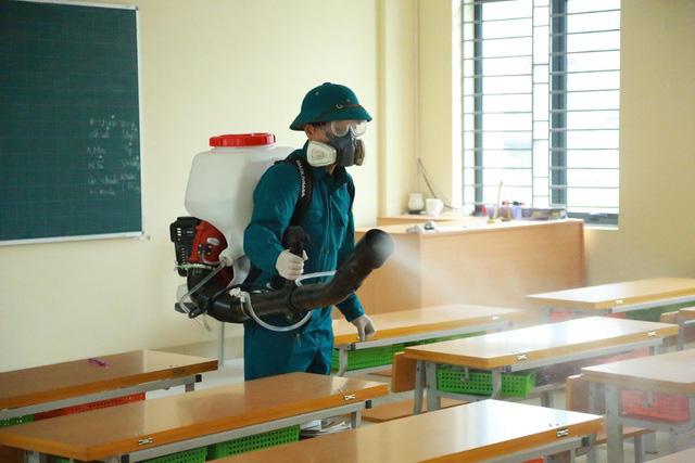 Nỗ lực không ngừng trước giờ G, các địa phương sẵn sàng cho kỳ thi tốt nghiệp THPT - ảnh 1