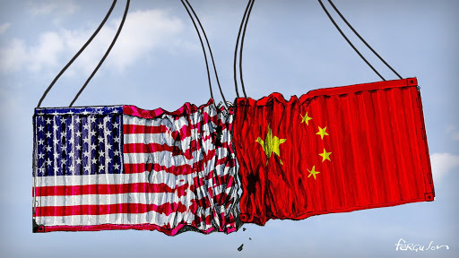 Quan hệ Mỹ - Trung có thể xuống dốc tới mức nào? - Ảnh 2.