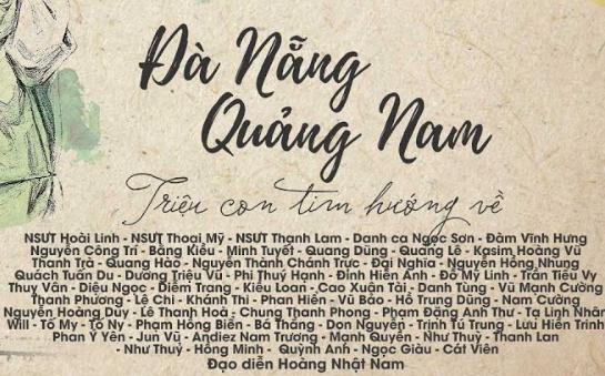 Đón xem livestream Đà Nẵng - Quảng Nam - Triệu con tim hướng về - ảnh 1