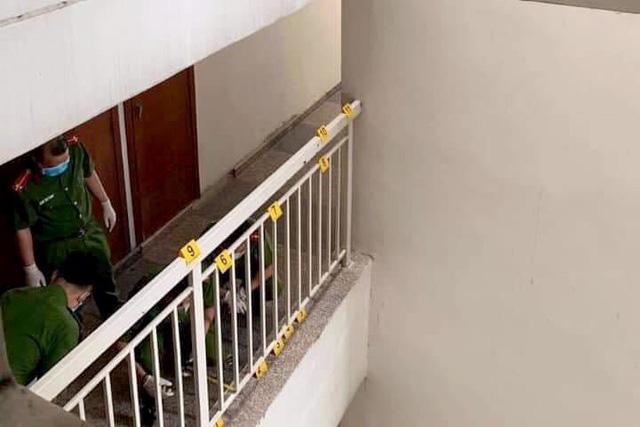 Cơ quan điều tra xác định Tiến sĩ Bùi Quang Tín tự ngã từ tầng 14 - ảnh 2