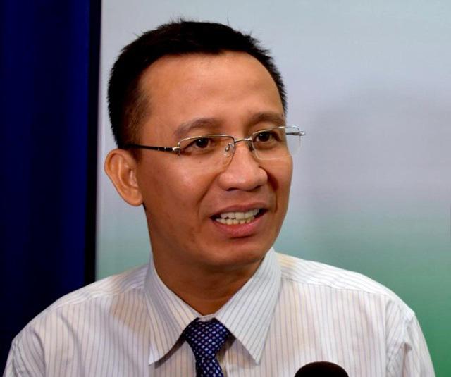 Cơ quan điều tra xác định Tiến sĩ Bùi Quang Tín tự ngã từ tầng 14 - ảnh 1