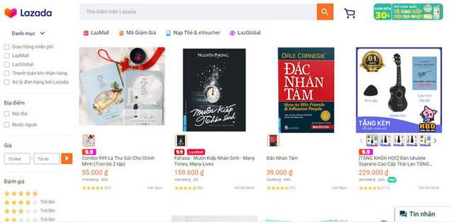 First News kiện Lazada bán sách giả: Cần chế tài mạnh hơn! - Ảnh 2.