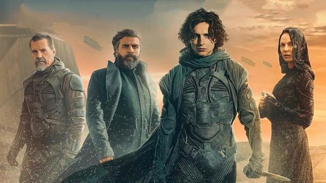 """""""Dune"""" nhá hàng trailer đầu tiên: Cả dàn sao của vũ trụ Marvel, DC lẫn Kinh dị tập hợp bên """"cực phẩm"""" Timothée Chalamet - Ảnh 1."""
