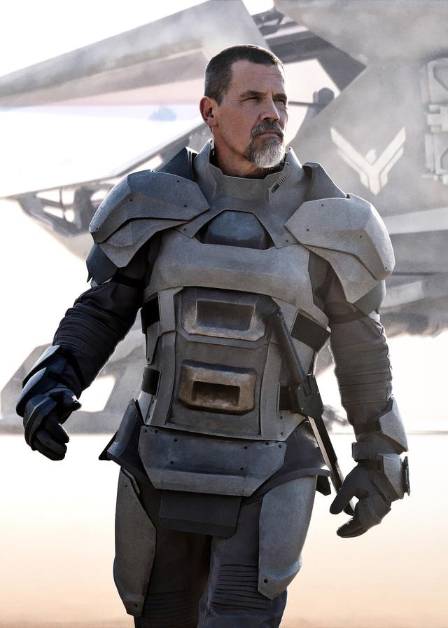 """""""Dune"""" nhá hàng trailer đầu tiên: Cả dàn sao của vũ trụ Marvel, DC lẫn Kinh dị tập hợp bên """"cực phẩm"""" Timothée Chalamet - Ảnh 4."""