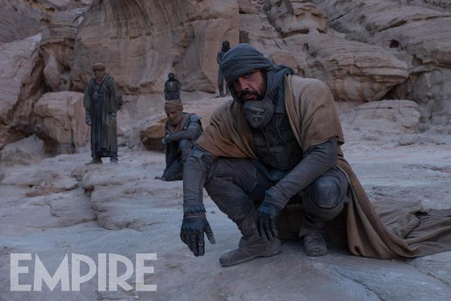 """""""Dune"""" nhá hàng trailer đầu tiên: Cả dàn sao của vũ trụ Marvel, DC lẫn Kinh dị tập hợp bên """"cực phẩm"""" Timothée Chalamet - Ảnh 8."""
