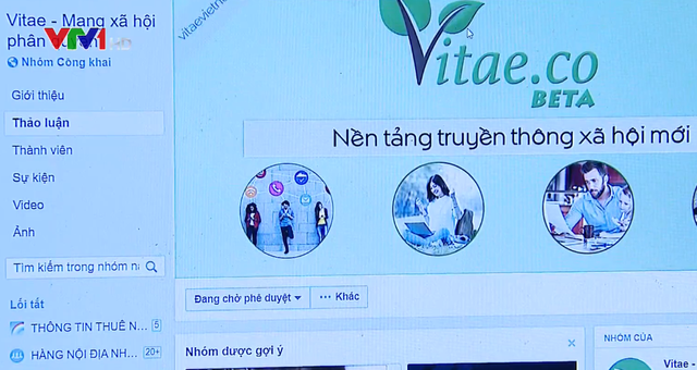 Sự thật về mạng xã hội tự xưng Vitae - Ảnh 2.