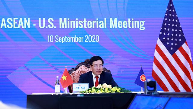 ASEAN đoàn kết, hợp tác trong ứng phó và phục hồi sau COVID-19 - Ảnh 1.