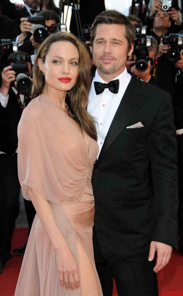Brad Pitt - Angelina Jolie tiếp tục căng thẳng sau tranh chấp quyền nuôi con - Ảnh 1.