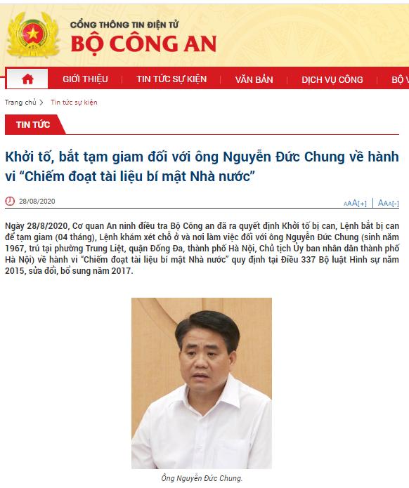 Xem xét, xử lý tổ chức Đảng, đảng viên liên quan đến các vụ án nghiêm trọng ở Hà Nội - Ảnh 1.